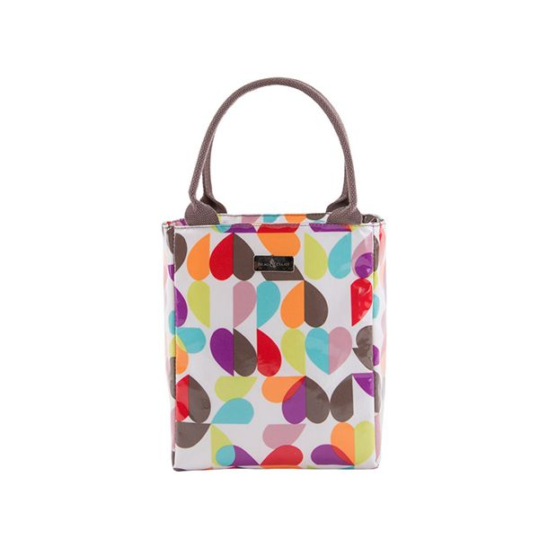 Navigate Beau & Elliot Broken Hearted Insulated Lunch Tote