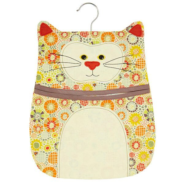 Ulster Weavers Peg Bag Cat