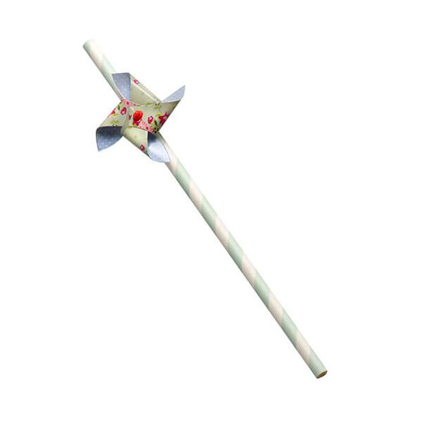 Eddingtons Country Fayre Windmill Straws 12 Pack