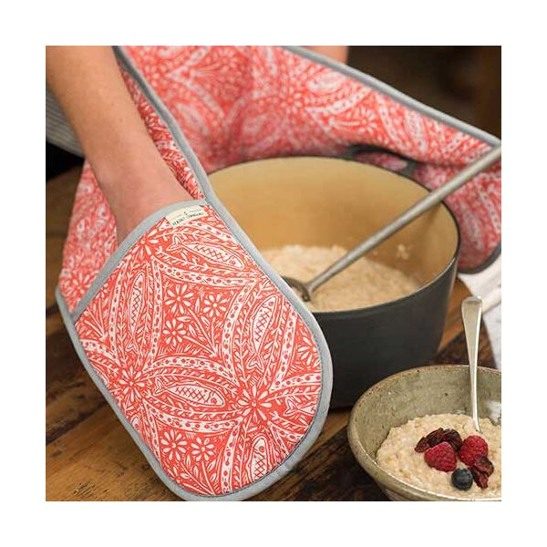 Seasalt Poisson Double Oven Glove