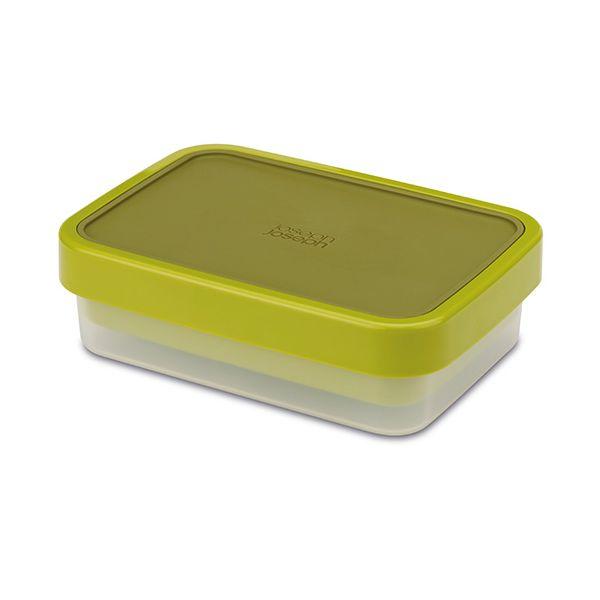 Joseph Joseph GoEat Compact 2 in 1 Lunch Box Green