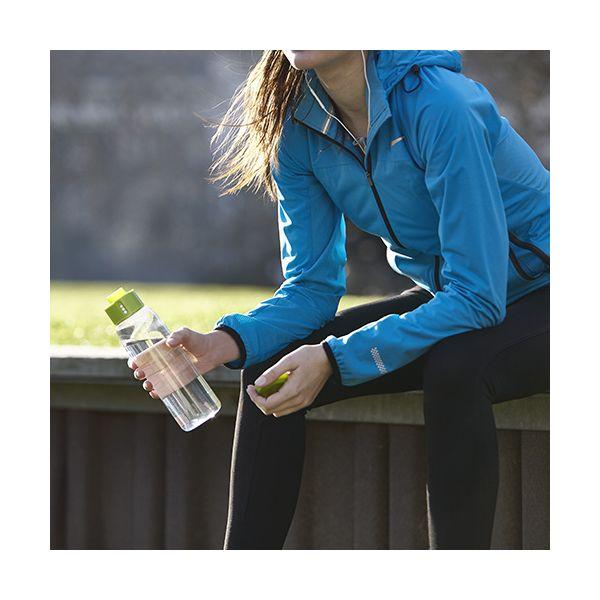 Joseph Joseph Dot Hydration-tracking Green 600ml Water Bottle