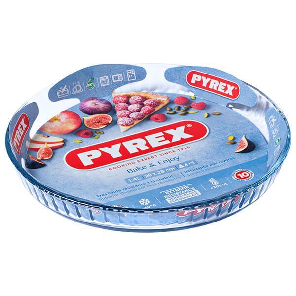 Pyrex Classic 27cm Quiche / Flan Dish
