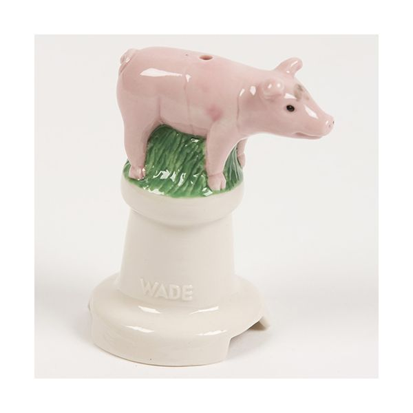 Wade Ceramics Pig Pie Funnel