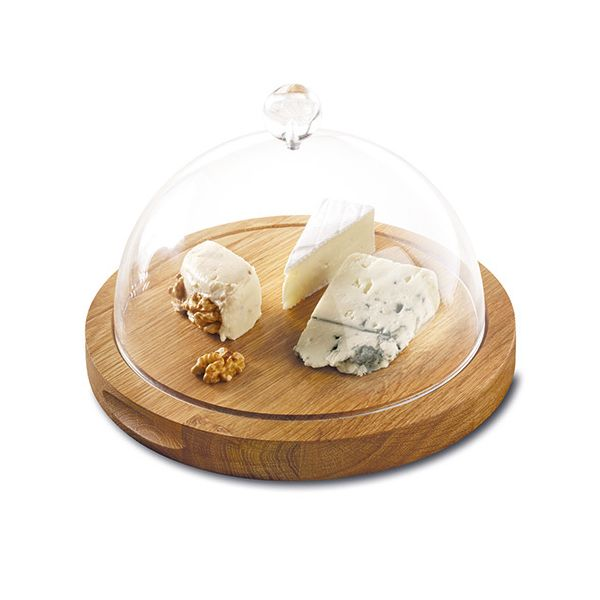 Boska Cheese Board Oak With Dome
