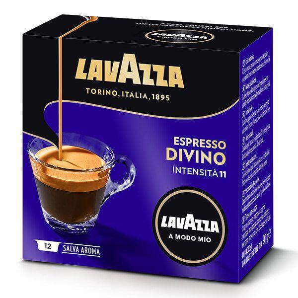 Lavazza Divino Coffee Capsule Set Of 12