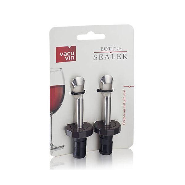 Vacu Vin Bottle Sealer Set Of 2