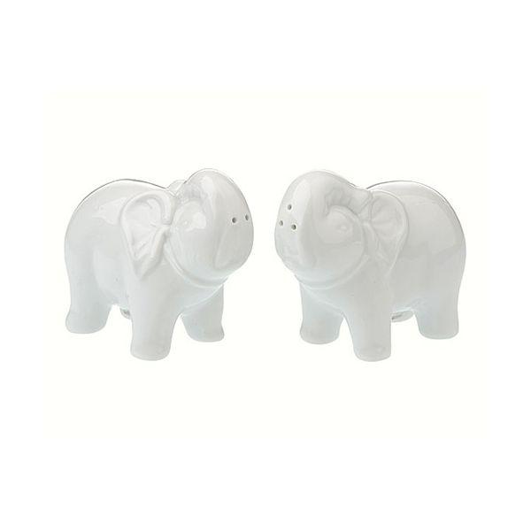 BIA Elephant Salt & Pepper Shakers