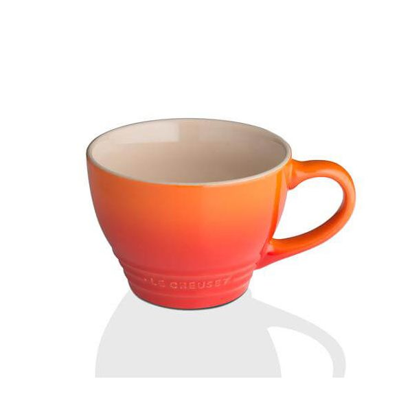 Le Creuset Volcanic Stoneware Grand Mug 3 for 2