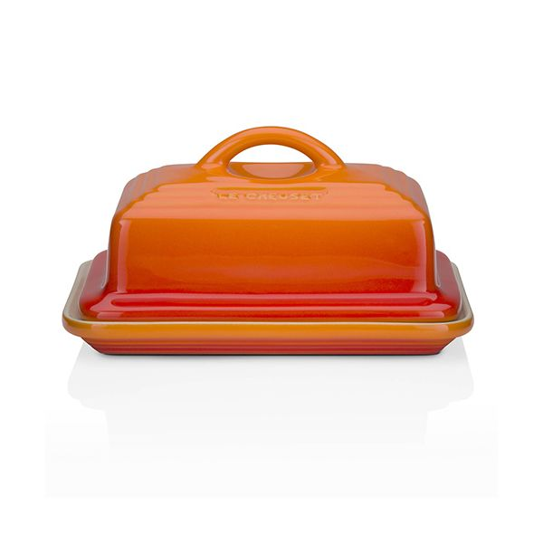 Le Creuset Volcanic Stoneware Butter Dish