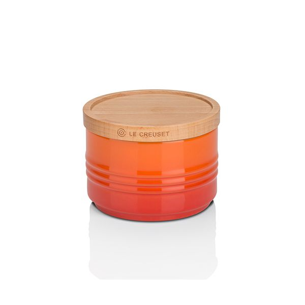 Le Creuset Volcanic Stoneware Small Storage Jar 3 for 2