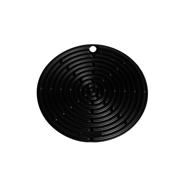 Le Creuset Black Round Cool Tool