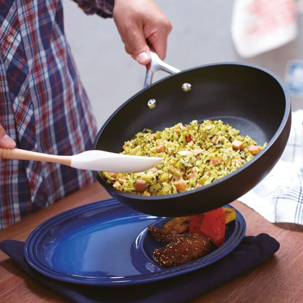 Le Creuset Toughened Non-Stick 26cm Deep Frying Pan