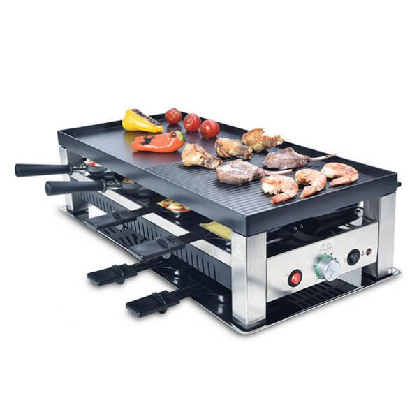 Solis 5 In 1 Stainless Steel Table Grill