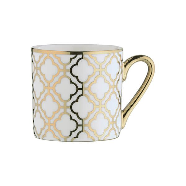 BIA Links Espresso Mug Gold
