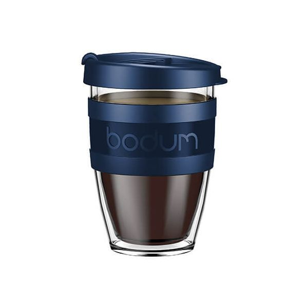 300ml Mug Blue Petrol Bodum Travel Joycup UVGpzqSM