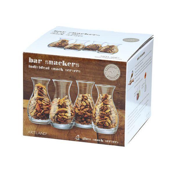 Artland Set Of 4 Bar Snackers