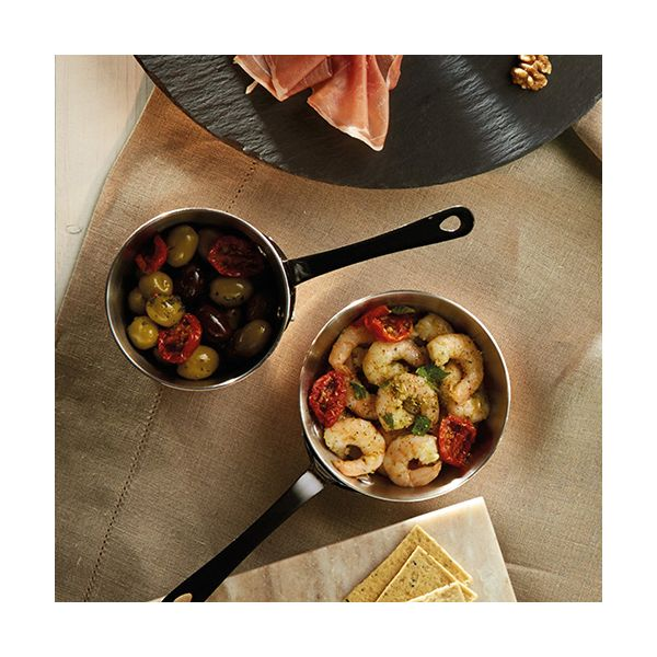Artesa Tri-Ply Min 8cm Serving Saucepan