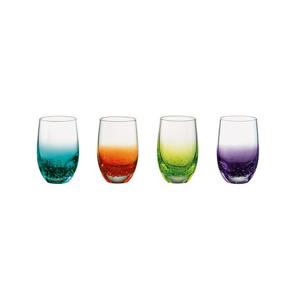 Anton Studios Fizz Set of 4 Shot Glasses