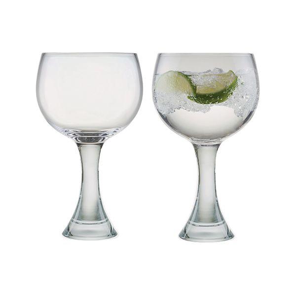 Anton Studios Design Manhattan Set of 2 Gin Glasses
