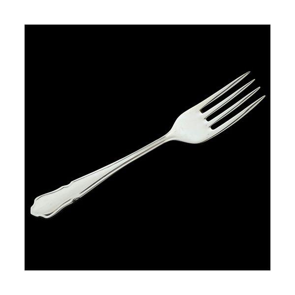 Arthur Price Dubarry Sovereign Silver Plate Tea / Fruit Fork