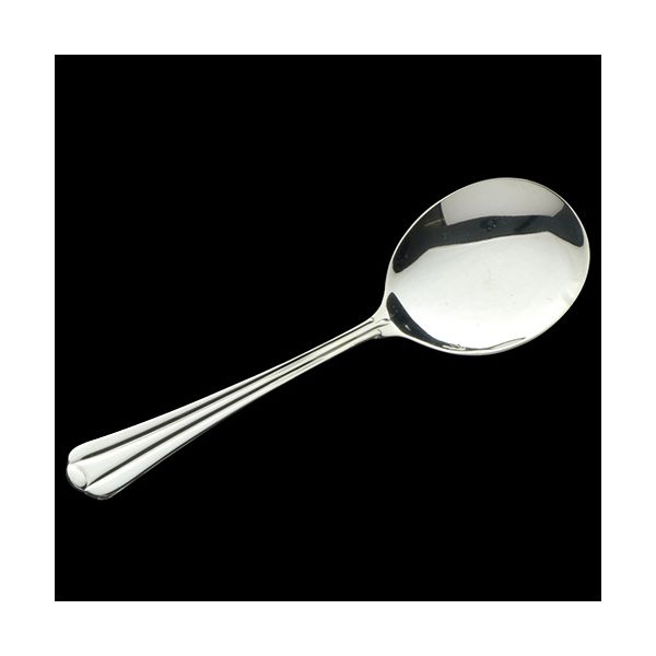 Arthur Price of England Royal Pearl 25 Year Silver Plate Fruit Spoon