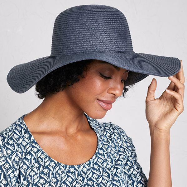 Seasalt Sunbathing Hat Light Squid