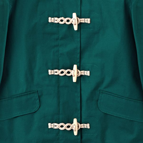 Seasalt Long Seafolly Jacket Jewel