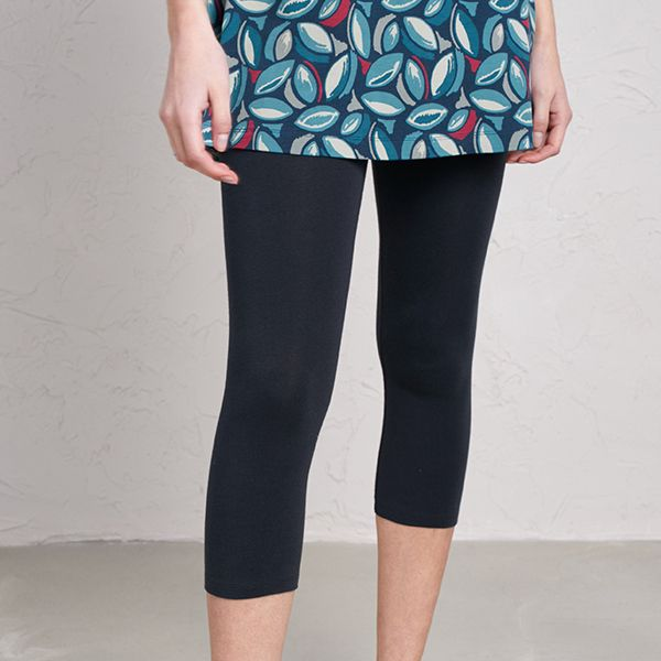 Seasalt Charming Cropped Leggings Orca