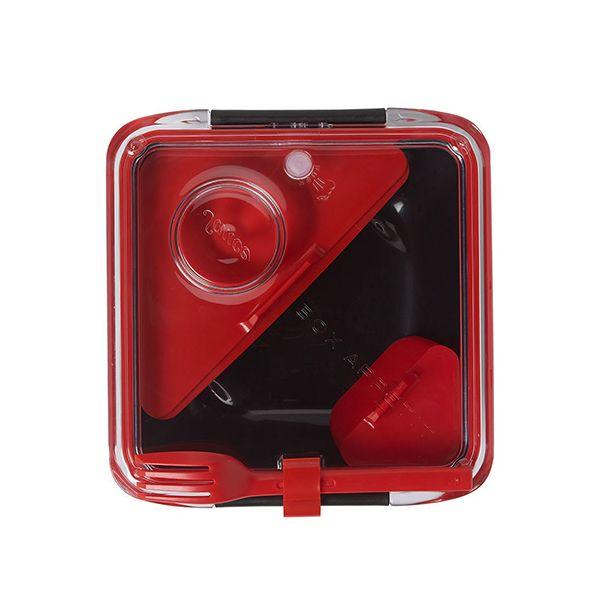 Black + Blum Box Appetit Black / Red