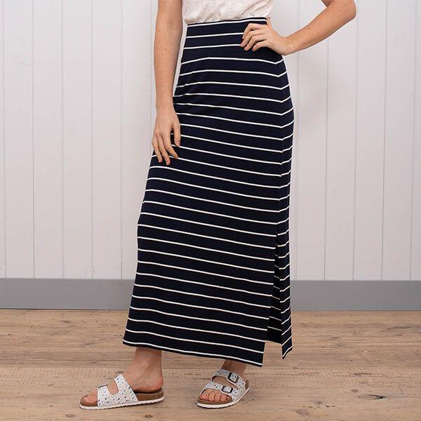 9b3079035e Brakeburn Stripe Maxi Skirt