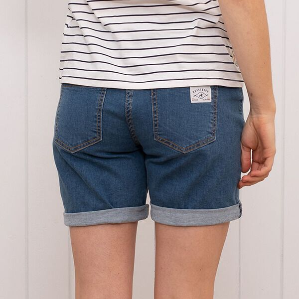 Brakeburn Denim Shorts