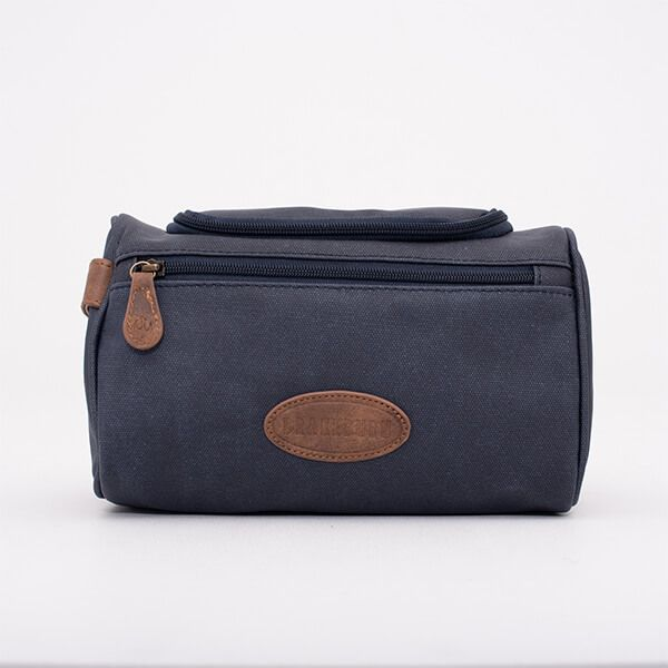 Brakeburn Navy Washbag