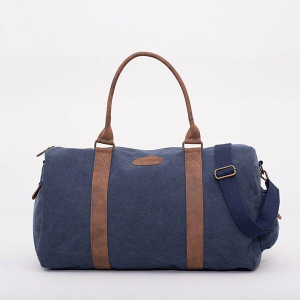 Brakeburn Navy Duffle Bag