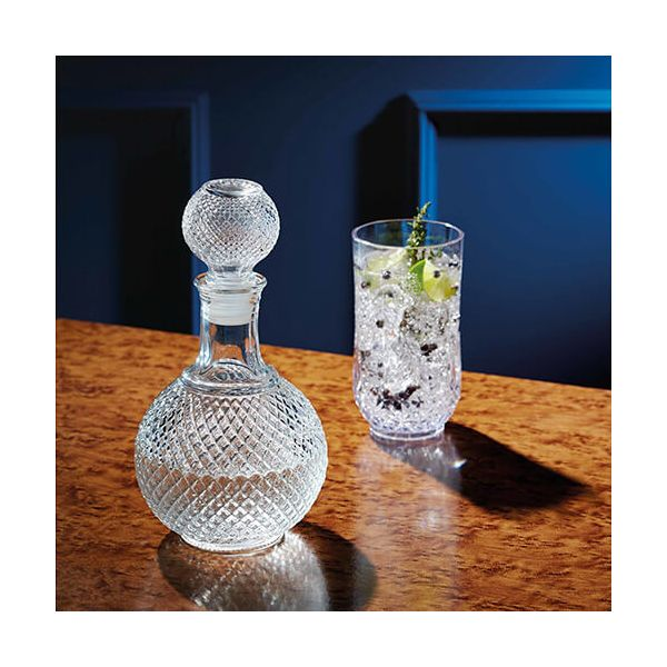 BarCraft 1 Litre Glass Decanter