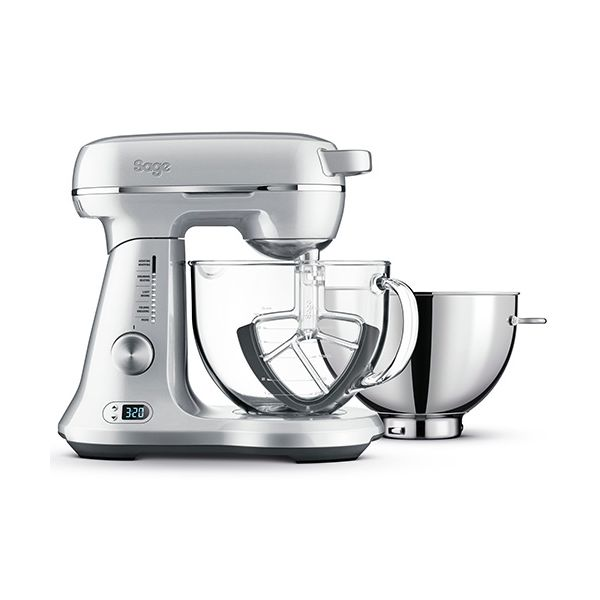 Sage The Bakery Boss Mixer Silver
