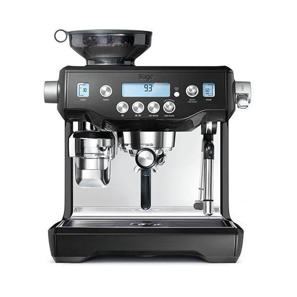 Sage The Oracle Black Sesame Coffee Machine