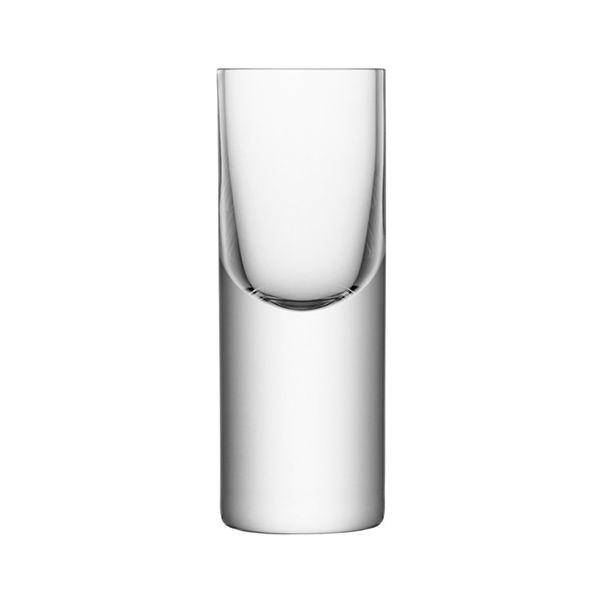 LSA Boris Vodka Glass 50ml Set Of Two