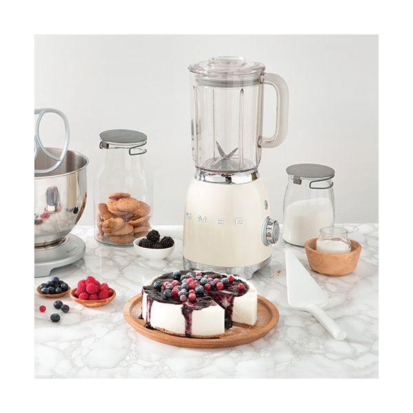 Smeg Retro Style Blender, Cream