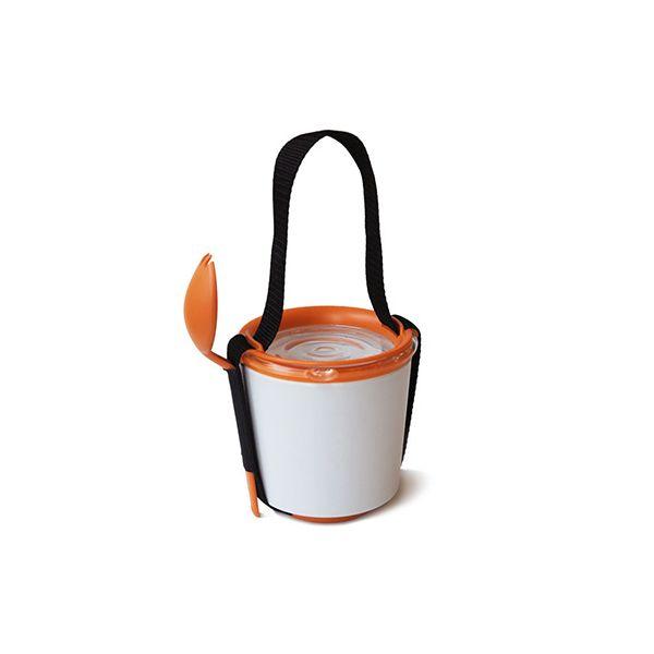 Black + Blum Box Appetit Lunch Pot Orange