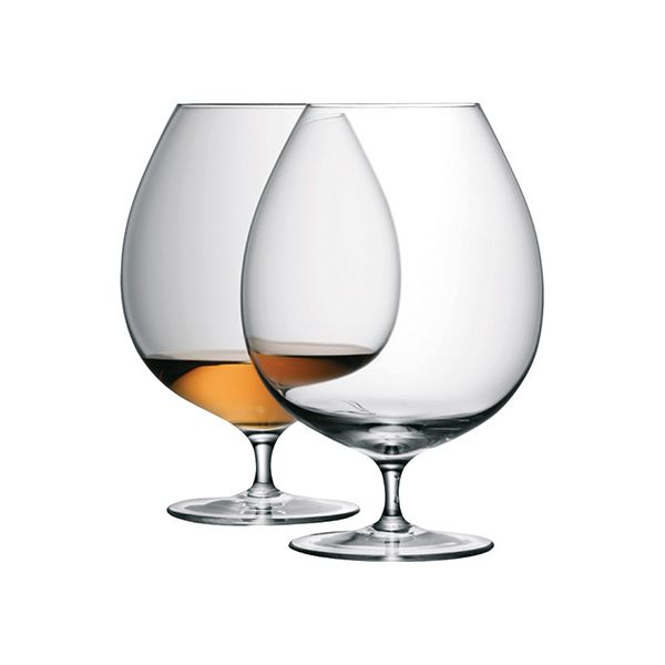 LSA Bar Brandy Glass Set Of Two