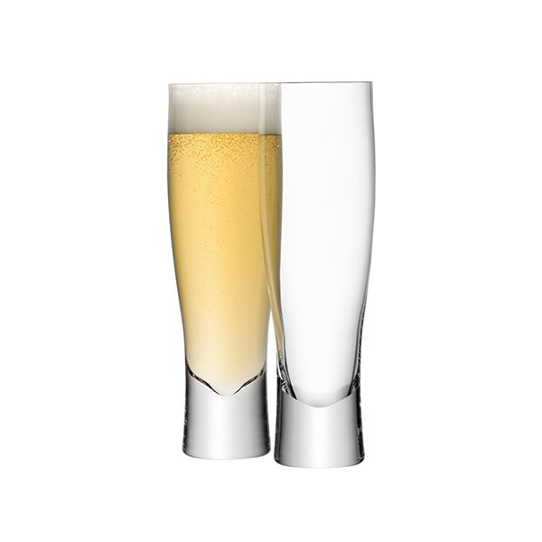 LSA Bar Lager Glass Set Of Two