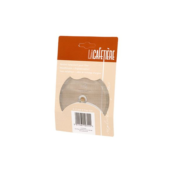 La Cafetiere 4/6/8 Cup Replacement Filter