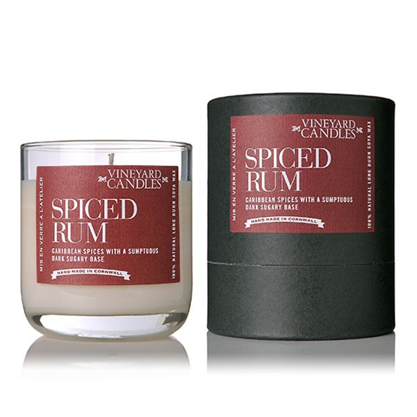 Vineyard Spiced Rum Candle