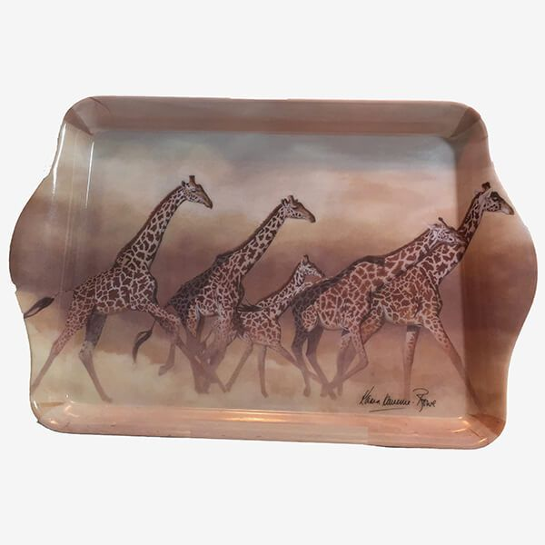 Country Matters Karen Laurence-Rowe Flight Trinket Tray