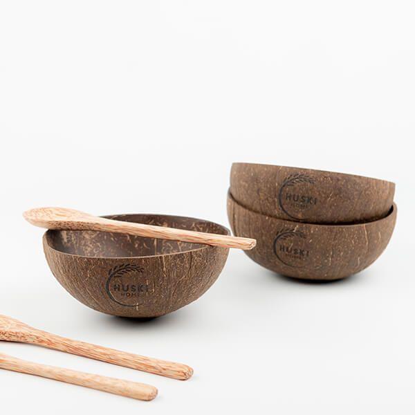 Huski Home Sustainable Coconut Bowl
