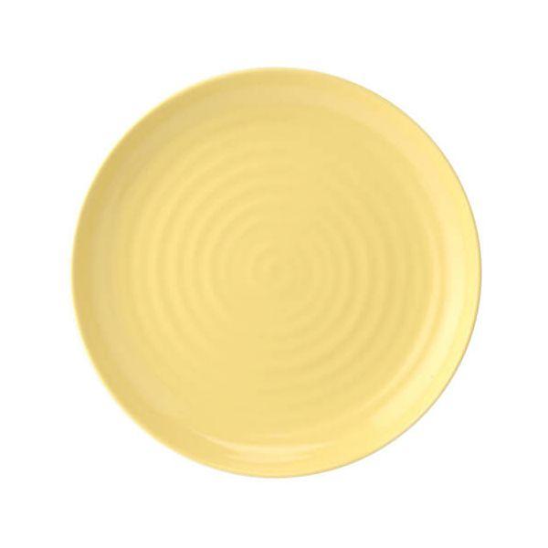 """Sophie Conran Colour Pop Coupe Plate Sunshine 10.5"""""""