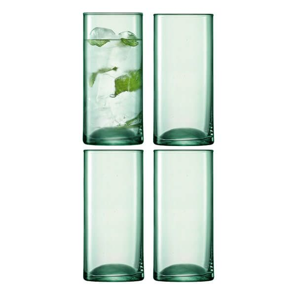LSA Canopy 350ml Highball Set Of 4