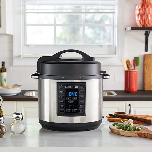 Crock Pot 12 in 1 Express Multi-Cooker