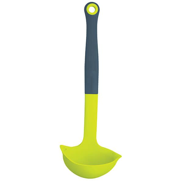Colourworks Brights Green Silicone Headed Ladle